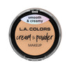 L.A. Colors Cream to Powder Foundation CCP321 Buff Wholesale-Cosmeticholic