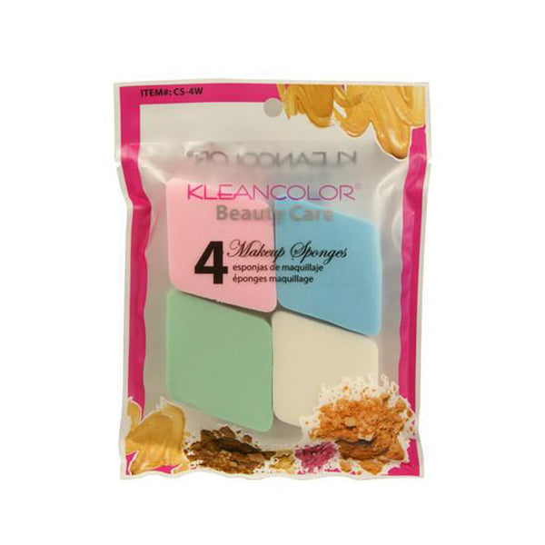 Kleancolor Makeup Sponges CS-4W Wholesale-Cosmeticholic