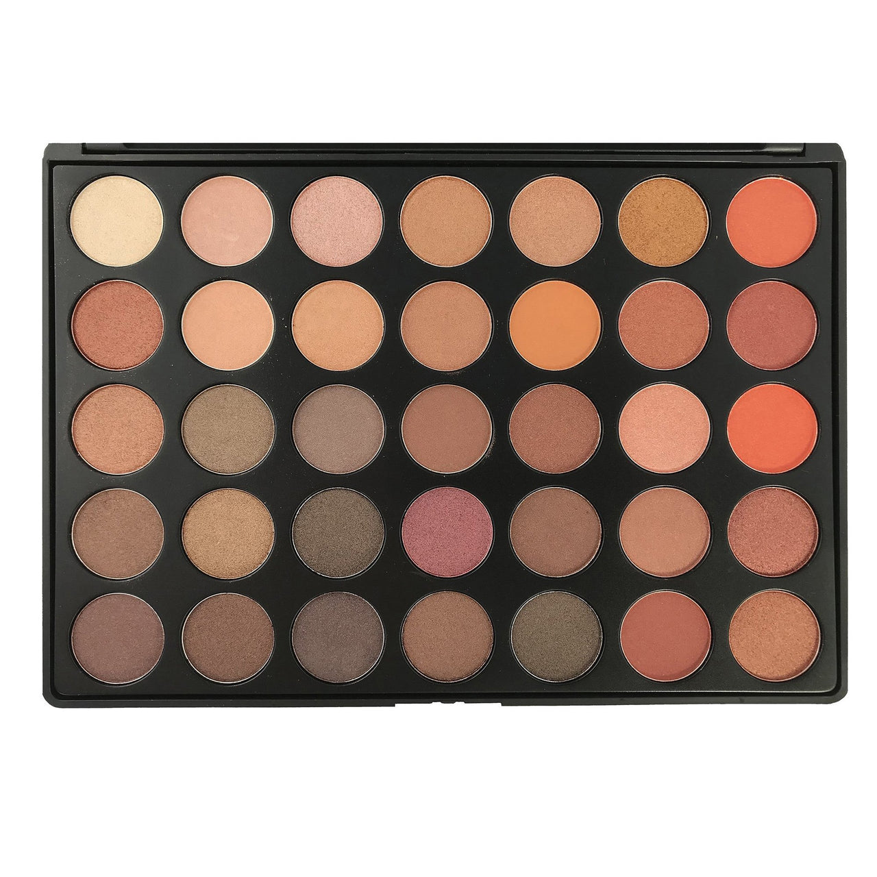 ES04S Kara Beauty Makeup Palette  ES04S 35 color Shimmer Natural Eyeshadow Palette wholesale-Cosmeticholic