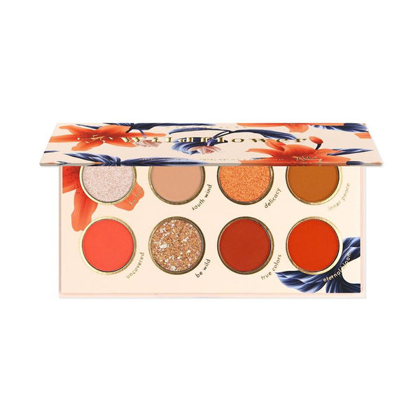 Kara Botanical Collection ES106 Wild Flower Shadow Palette Cosmetic Wholesale-Cosmeticholic