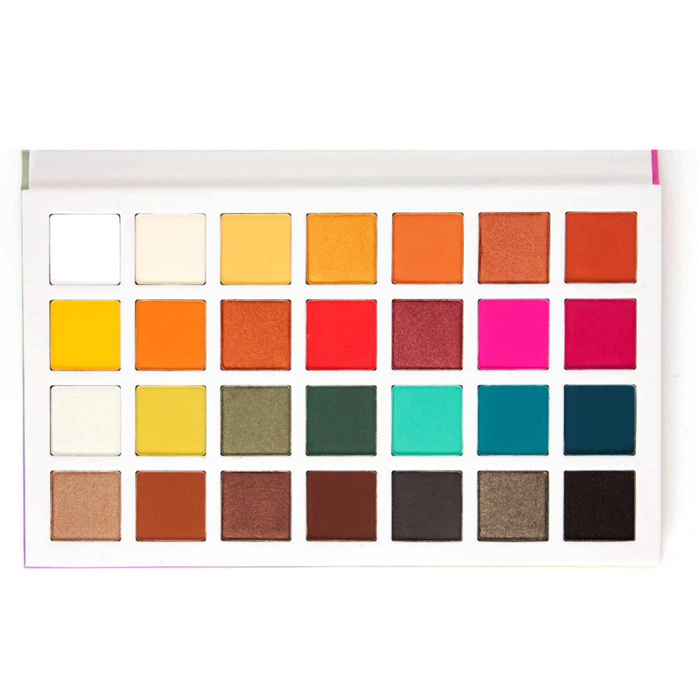 KR-ES43 : Vacation Mood Shadow Palette