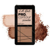 Pro Contour Powder - 8 Shades 3 PC