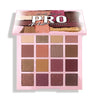 LAG-G432 : Pro Mastery 16 Color Eyeshadow Palette 3 PC