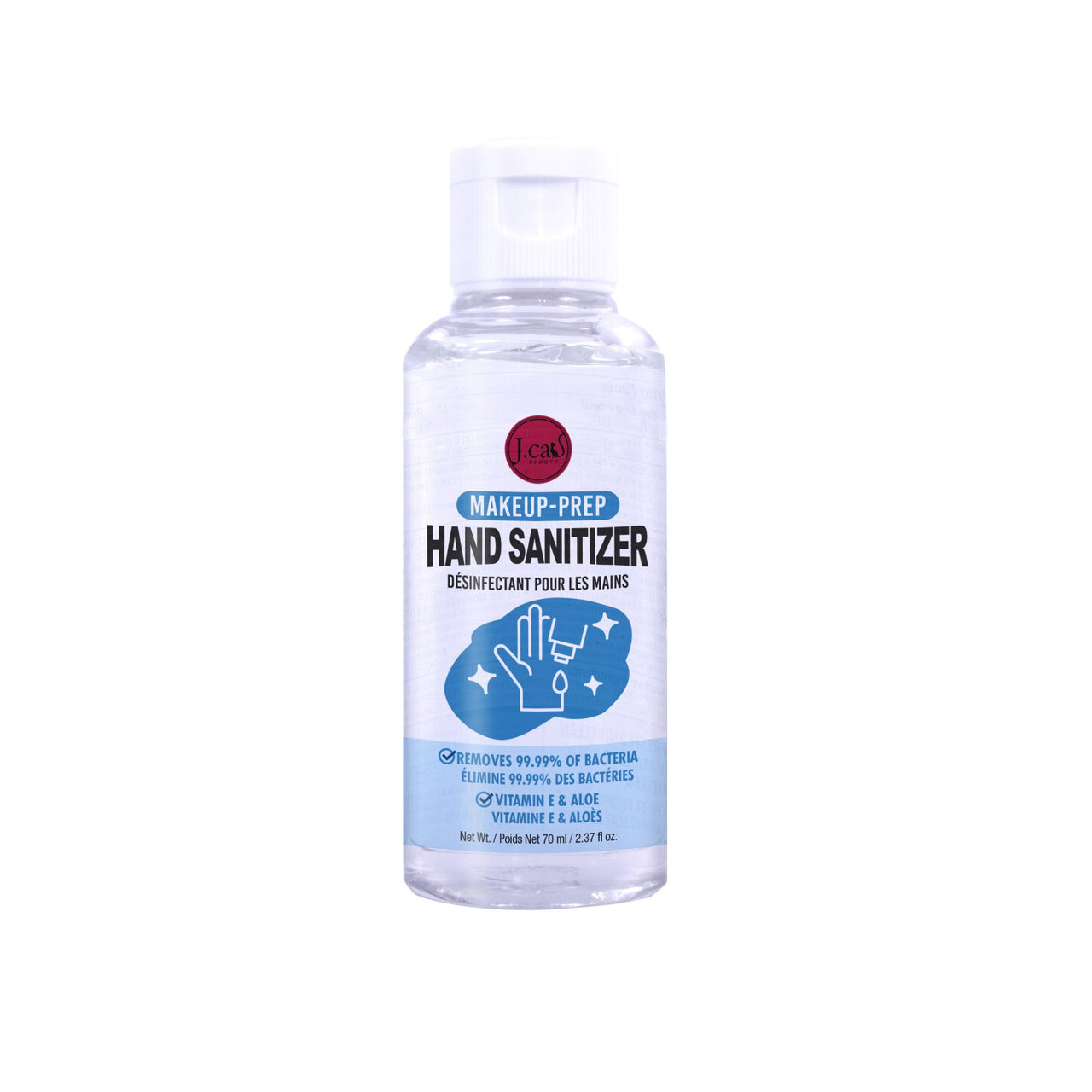 JC-PHS101 : Makeup-Prep Hand Sanitizer 1 DZ