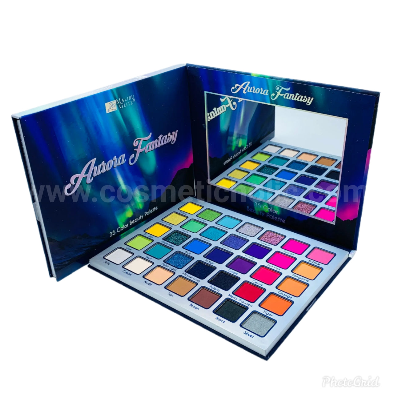 MG-683 : Aurora Fantasy 35 Color Beauty Palette