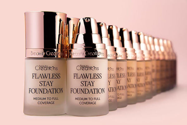 Beauty Creations Flawless Stay Foundation Wholesale-Cosmeticholic