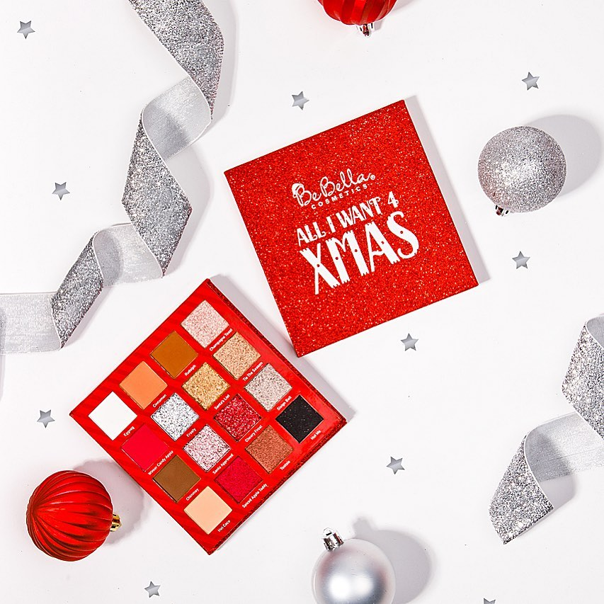 BB-EA16 : All I Want 4 X-Mas Shadow Palette 6 PC