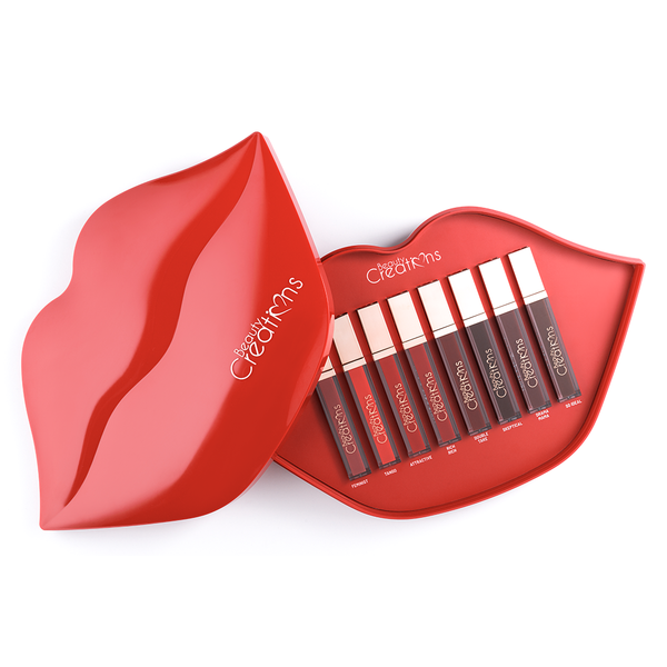 Beauty Creations Seal The Deal The Bold Lip Set Wholesale-Cosmeticholic