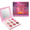 E9CB : Beauty Creations Cali Set Eyeshadow Palette Wholesale-Cosmeticholic