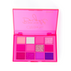 Beauty Creations E12NB-A : Dare To Be Bright Bomb AF Palette Neon Pink Wholesale-Cosmeticholic