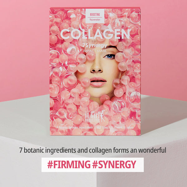 7Synergy Collagen Impact Mask  Wholesale-Cosmeticholic
