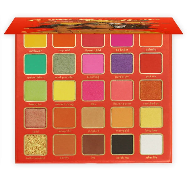 ES95 Kara Flower After Hours Shadow Palette Wholesale-Cosmeticholic