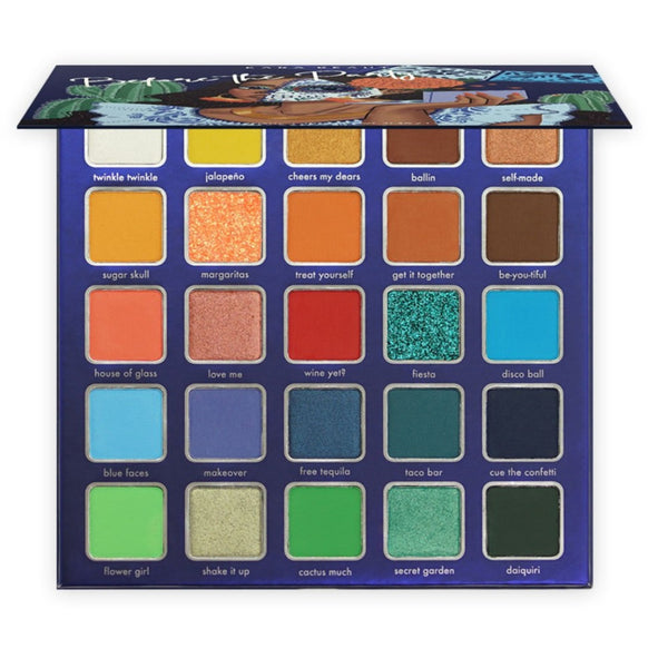 ES96 Kara Before The Party Eyeshadow Palette Wholesale-Cosmeticholic