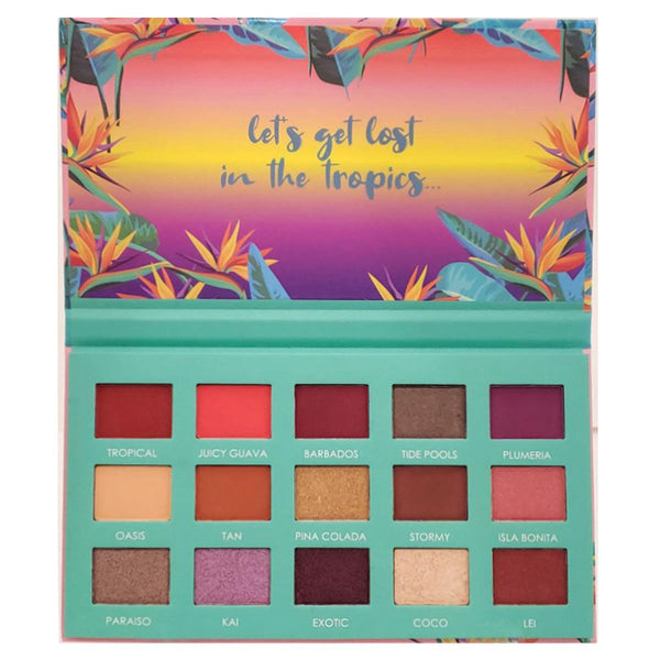 ITA-15HT2 : Hot Tropic 2-15 Colors Palette 6 PC