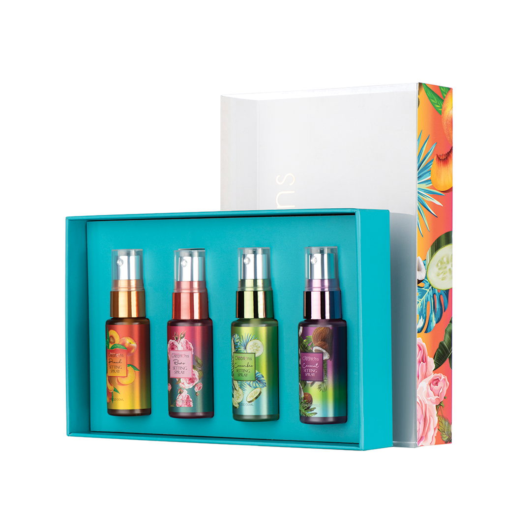 BC-SPS MINI-1 : Holiday Set Mini Setting Spray Minis Vol.1
