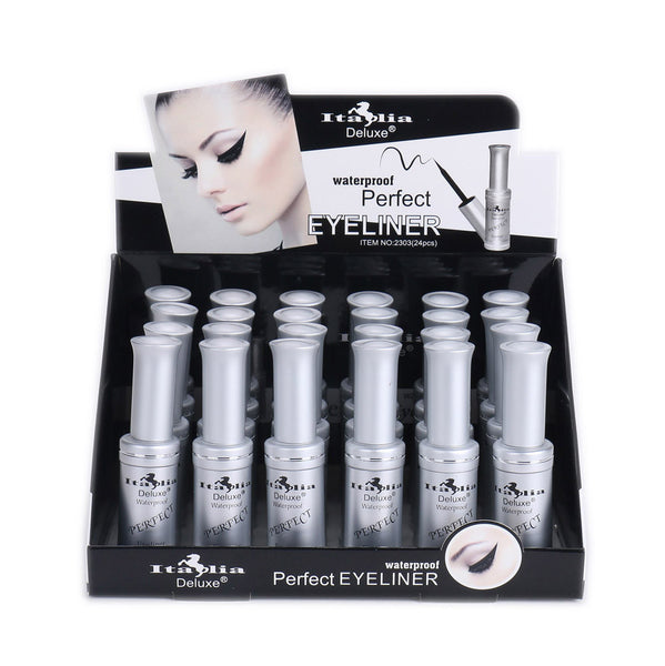 #2303 Italia Deluxe Waterproof Perfect Eyeliner Wholesale Cosmetics-Cosmeticholic