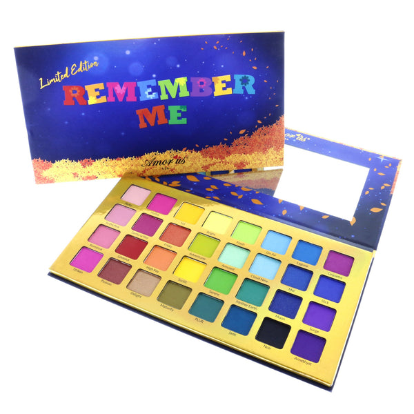 AM-RMESD : Remember Me Pressed Pigment Palette