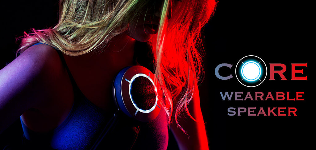 CORE Wearable Speaker