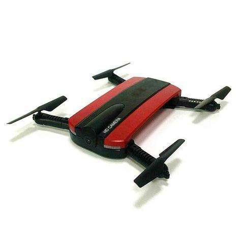 Elegance Store Drone Fire Red Selfiedrone™ Hd - Full Featured 720P Quadcopter Drone - Record Videos, Take Photos, And Fly!