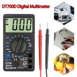 LCD Digital Multimeter Large Screen Overload Protection Buzzer.
