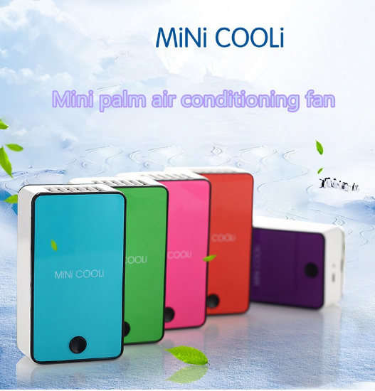 The Elegance Store Air Conditioner Mini Palm Air Conditioning Fan