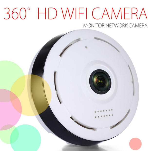 The Elegance Store Camera Smart 360 smart home camera