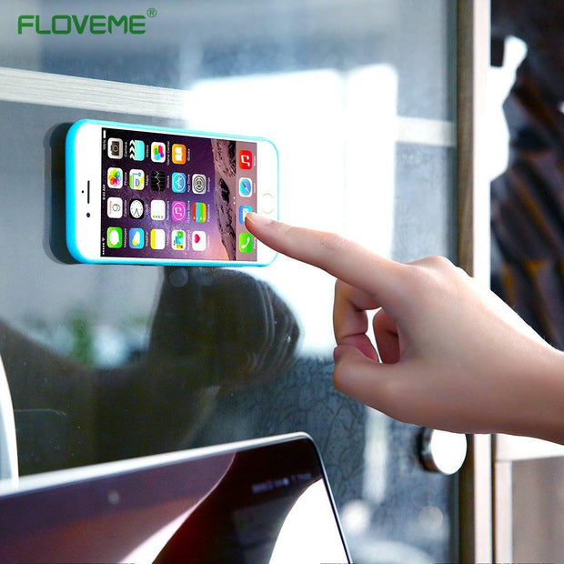 The Elegance Store case Anti Gravity Case For iPhone & Samsung