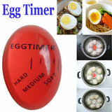 The Elegance Store cook Perfect Egg Color-Changing Boiling Timer