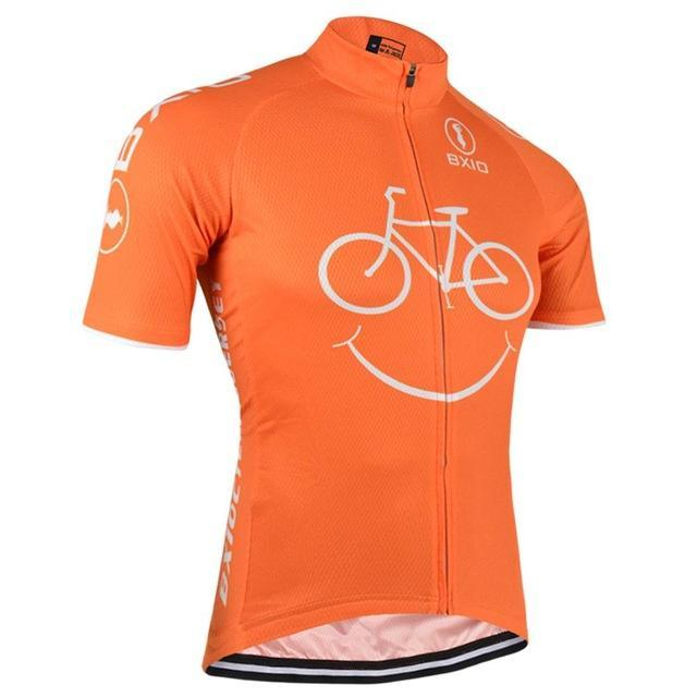 The Elegance Store Cycling Set Color O / L 2017 - 2018 Cycling Jersey Pro Team Bike Clothing