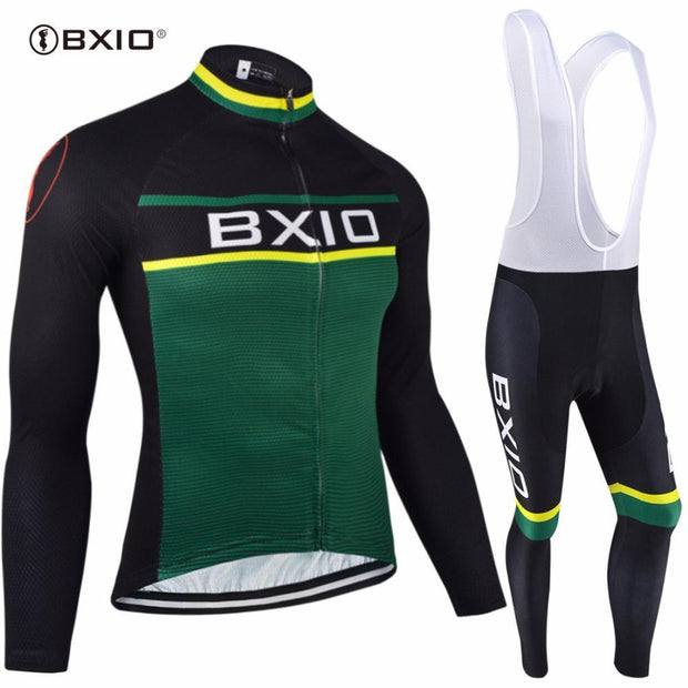 The Elegance Store Cycling Set New Bxio Team Bike