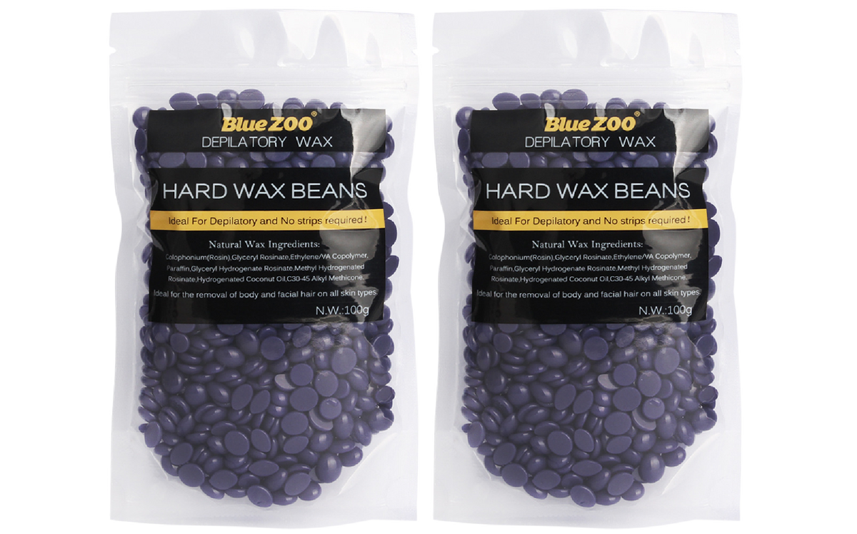 The Elegance Store Depilatory wax 2 Pack (Off-70%) DIY Professional Hair Wax