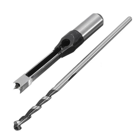 The Elegance Store drill, Square Hole Drill Bit