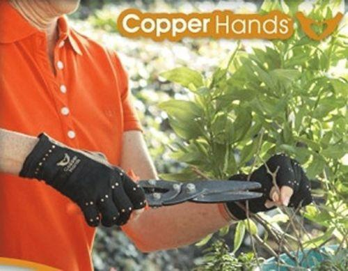The Elegance Store Hands Copper Hands
