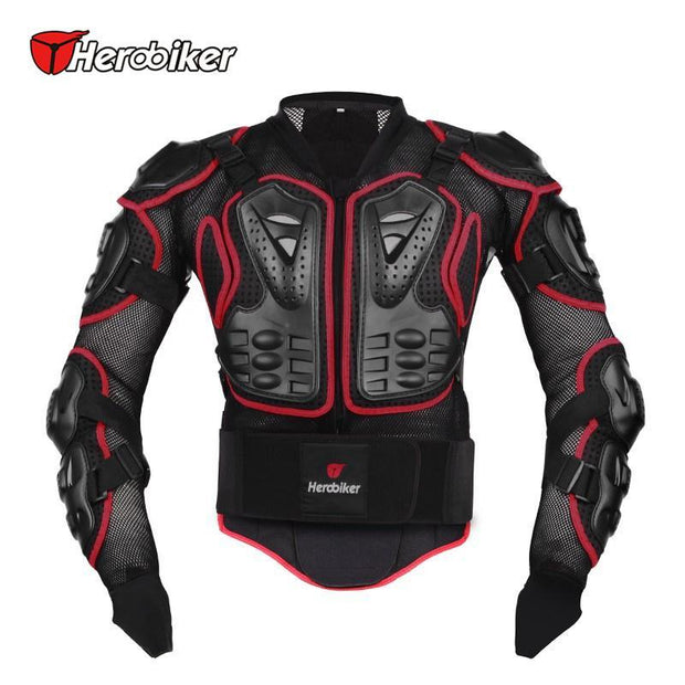 The Elegance Store jacket Body Armor Jacket