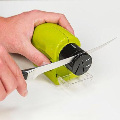 The Elegance Store sharpener One sharpener Cordless Multifunctional Electric Sharpener