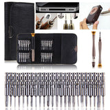 The Elegance Store tool Set 25 in 1 Torx Precision