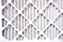 Pro Pleat up close filter media metal mesh side