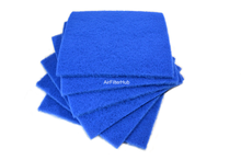 poly flo polyester filter pads for air water pond