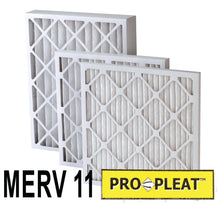 Pro-Pleat MERV 11 Pleated Air Filters