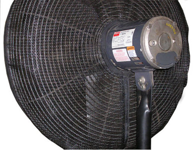 PreVent Fan Filter FanGuard for back fan intake - Washable