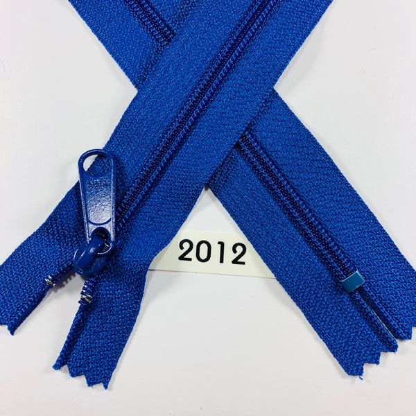 YKK zip #4.5 handbag pull 30in 2012 IN STOCK