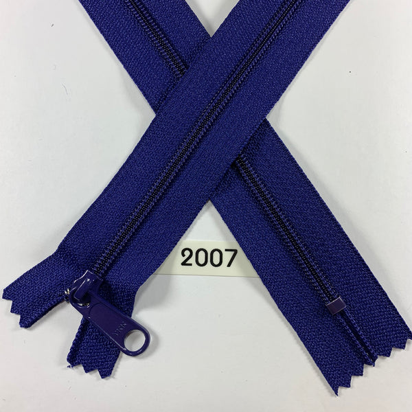 YKK zip #4.5 handbag pull 30in 2007 IN STOCK