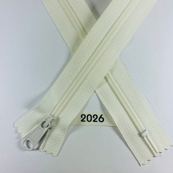 YKK zip #4.5 handbag pull 30in 2026 IN STOCK