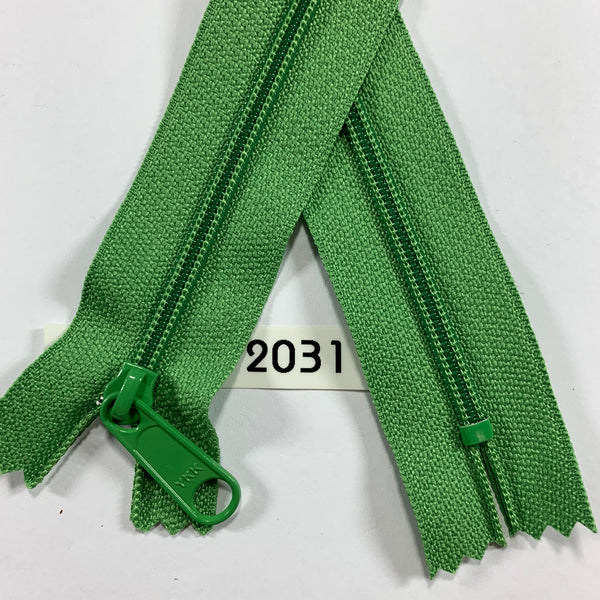 YKK zip #4.5 handbag pull 30in 2031 IN STOCK