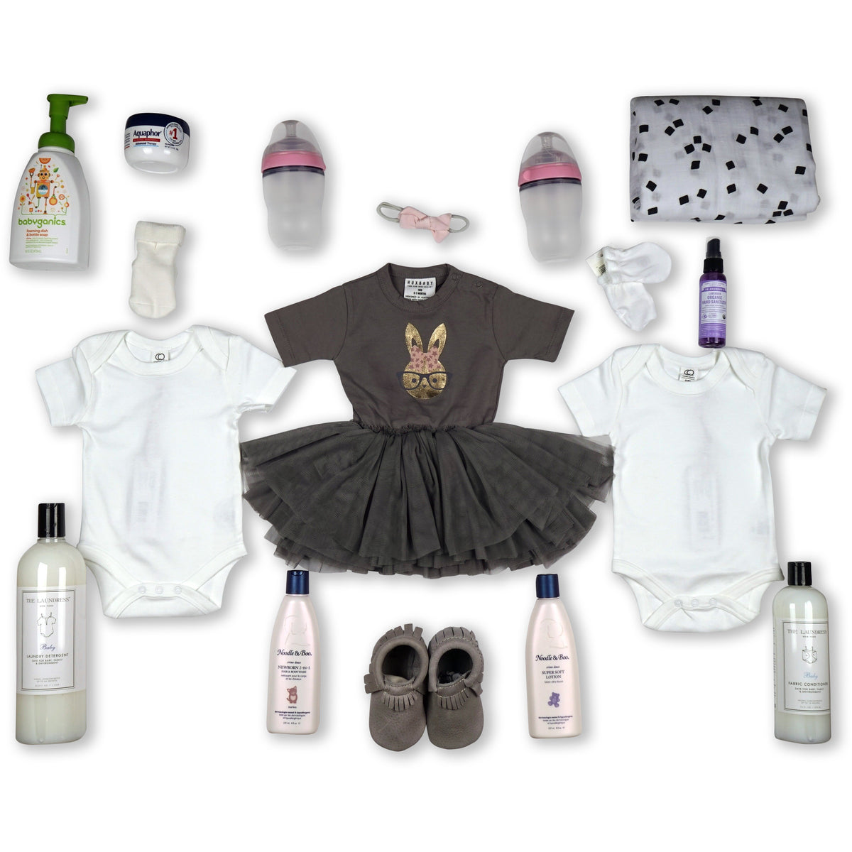 Pretty Ballerina Debut Bundle-Nesty