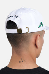 stark article 7 logo cap - scrt society