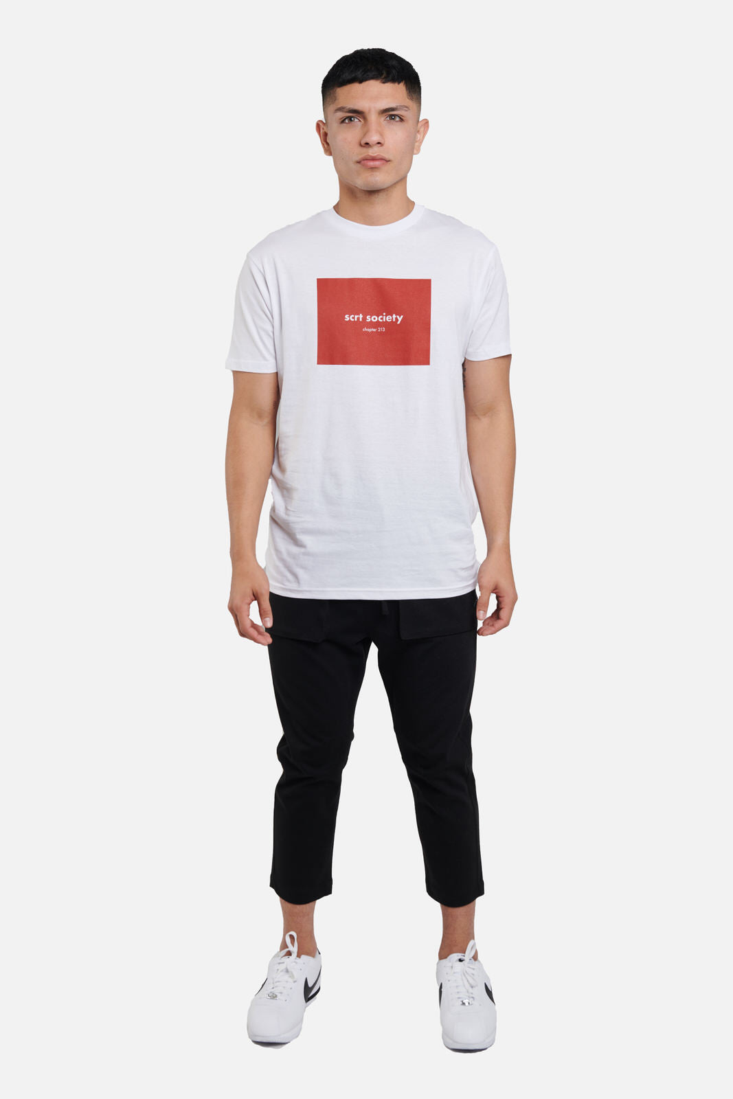 esko article 1 box tee - scrt society