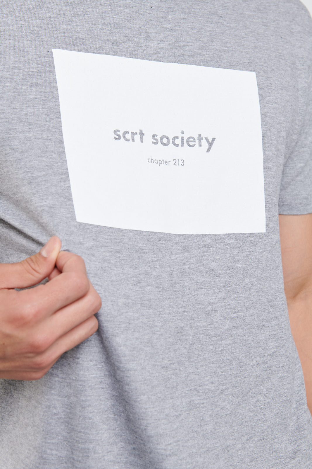scrt society | esko article 1 box tee