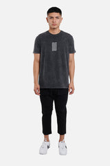 juniper article 1 stone wash logo tee - scrt society