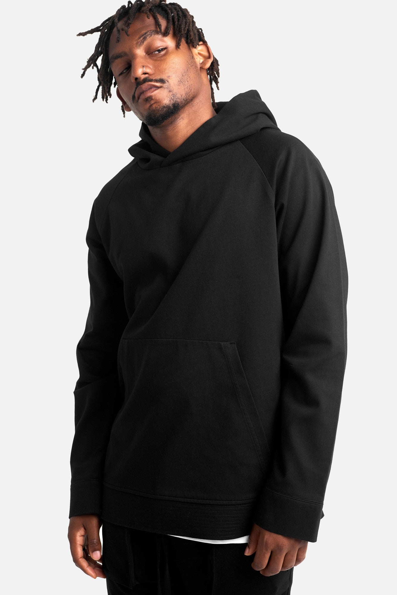 haywood article 6 embroidered anorak - scrt society
